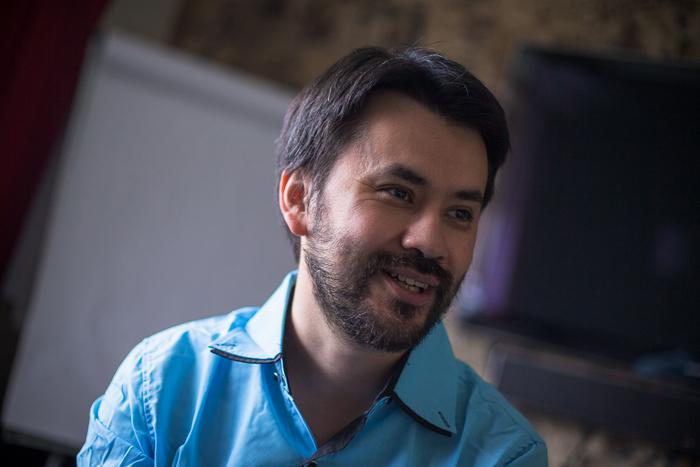 Встреча Арманом Яхиным, генеральным директором студии визуальных эффектов Main Road Post