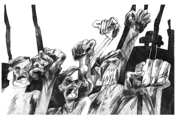 «ВЫ— ЖИВШИЕ. Большой террор». Книжный проект студентов Школы дизайна совместно сМузеем истории ГУЛАГа