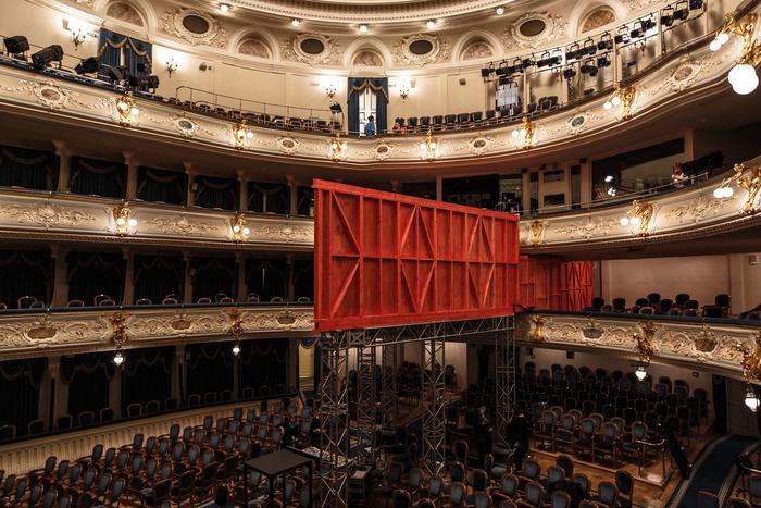 Лекция Андрея Воронова «Театр будущего. Дизайн вреальном ивиртуальном мире»