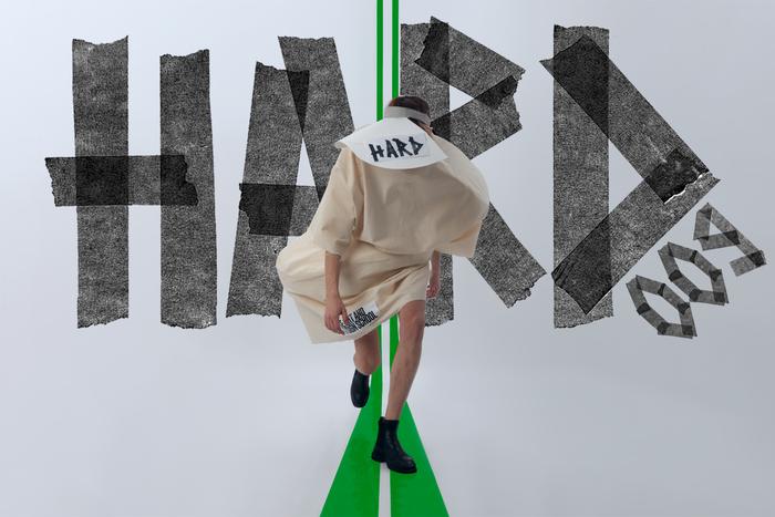 Показ HARD 009 студентов направления «Мода» наMBFW Russia