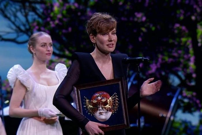 Куратор Школы дизайна стала лауреатом премии «Золотая маска»