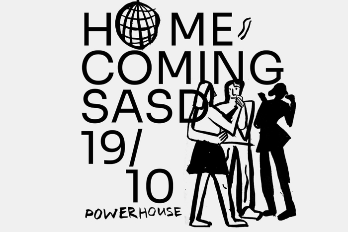 Homecoming. Вечеринка студентов профиля «Саунд-арт исаунд дизайн» вклубе Powerhouse Moscow