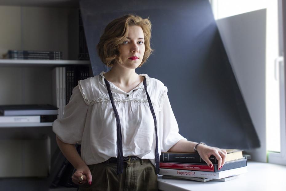 Анна Краснослободцева