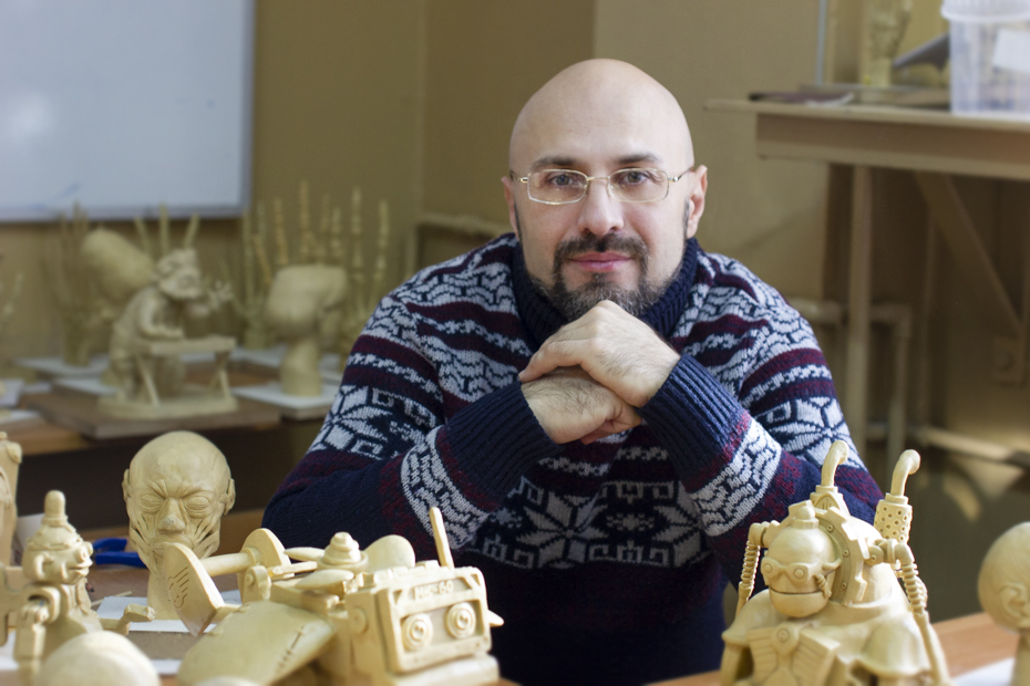 Михаил Чавушьян