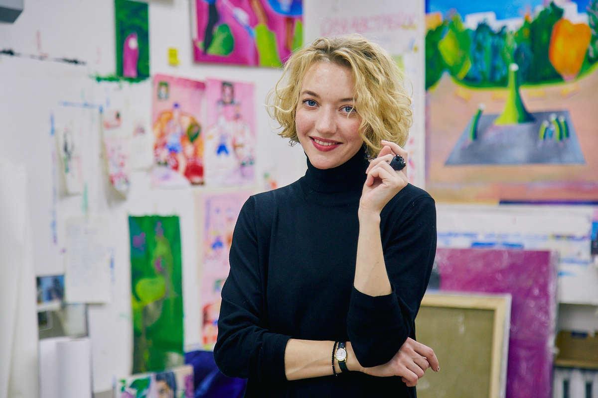 Маруся Борисова-Севастьянова