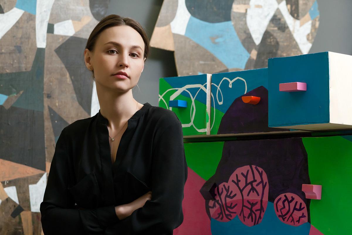 Ольга Борисова (Акимова)
