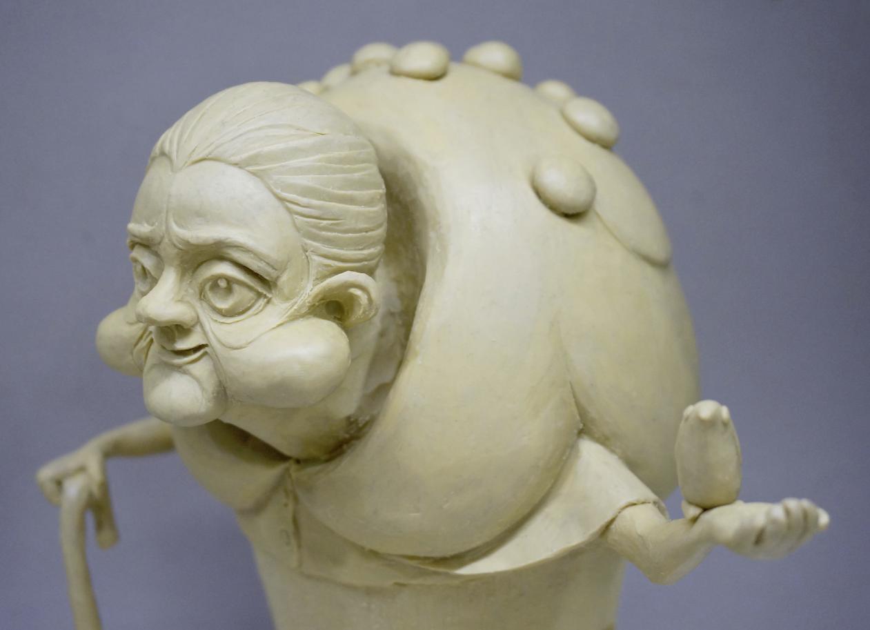 Анимационная скульптура имоделинг