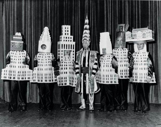 Архитекторы XXвека