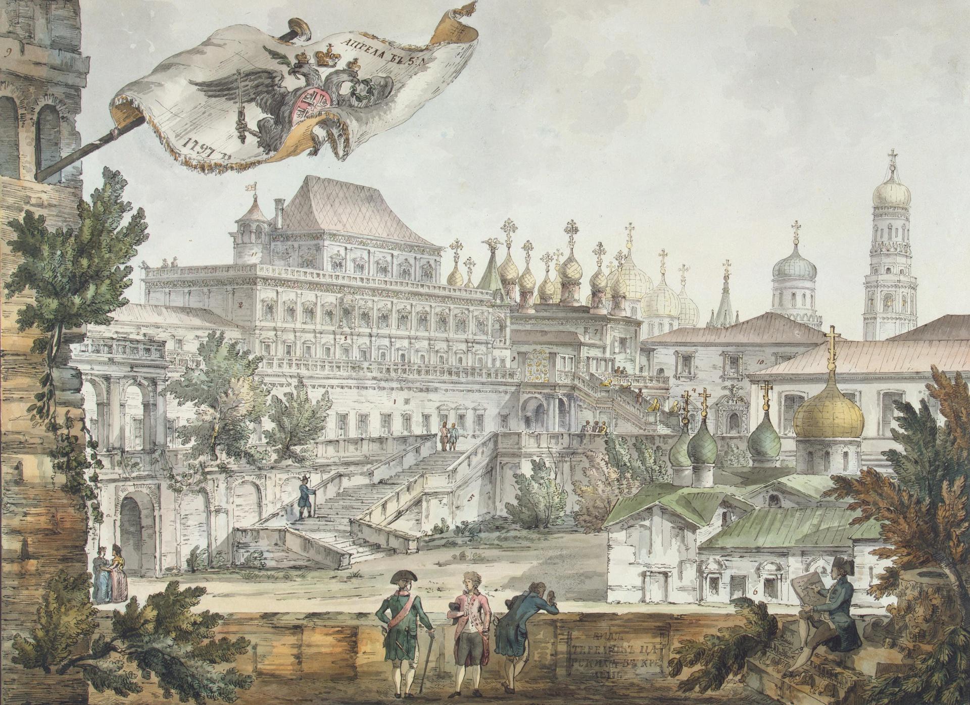 Архитектура Москвы— ееязык иистория