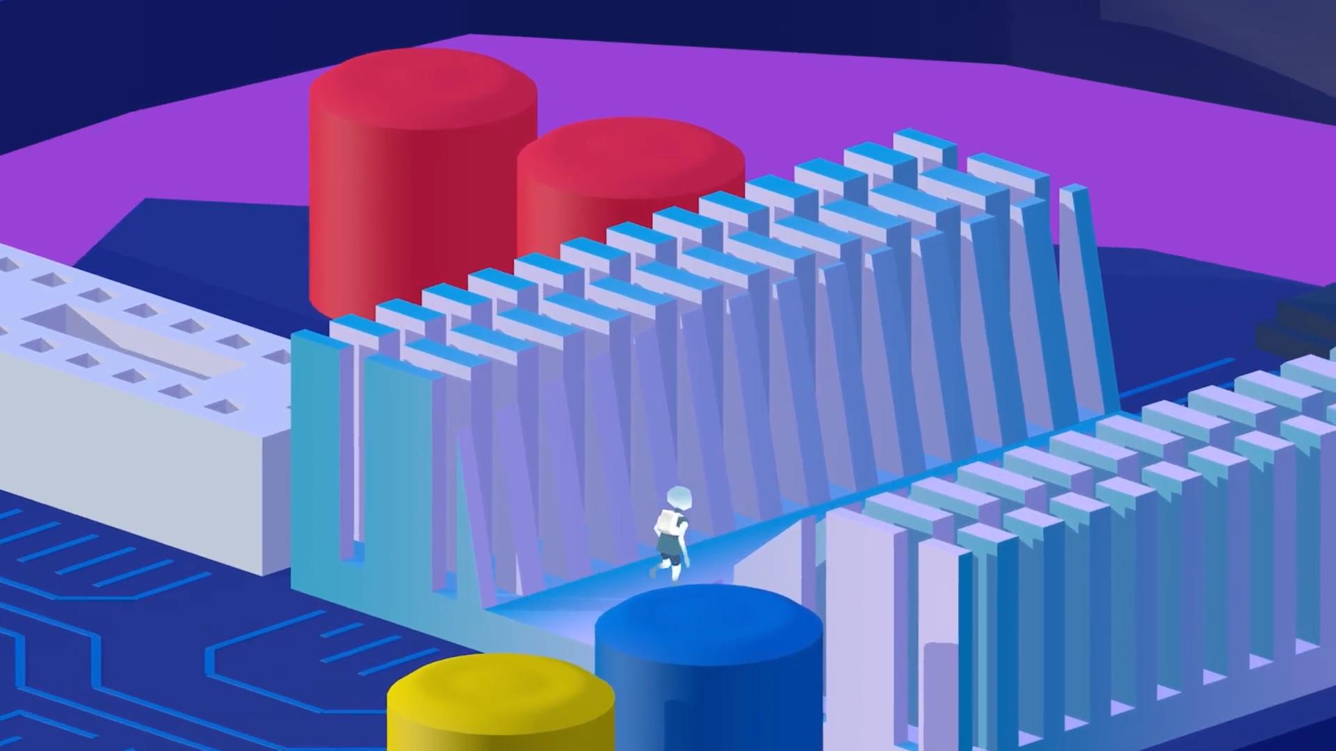 Современная игровая графика вLow Poly