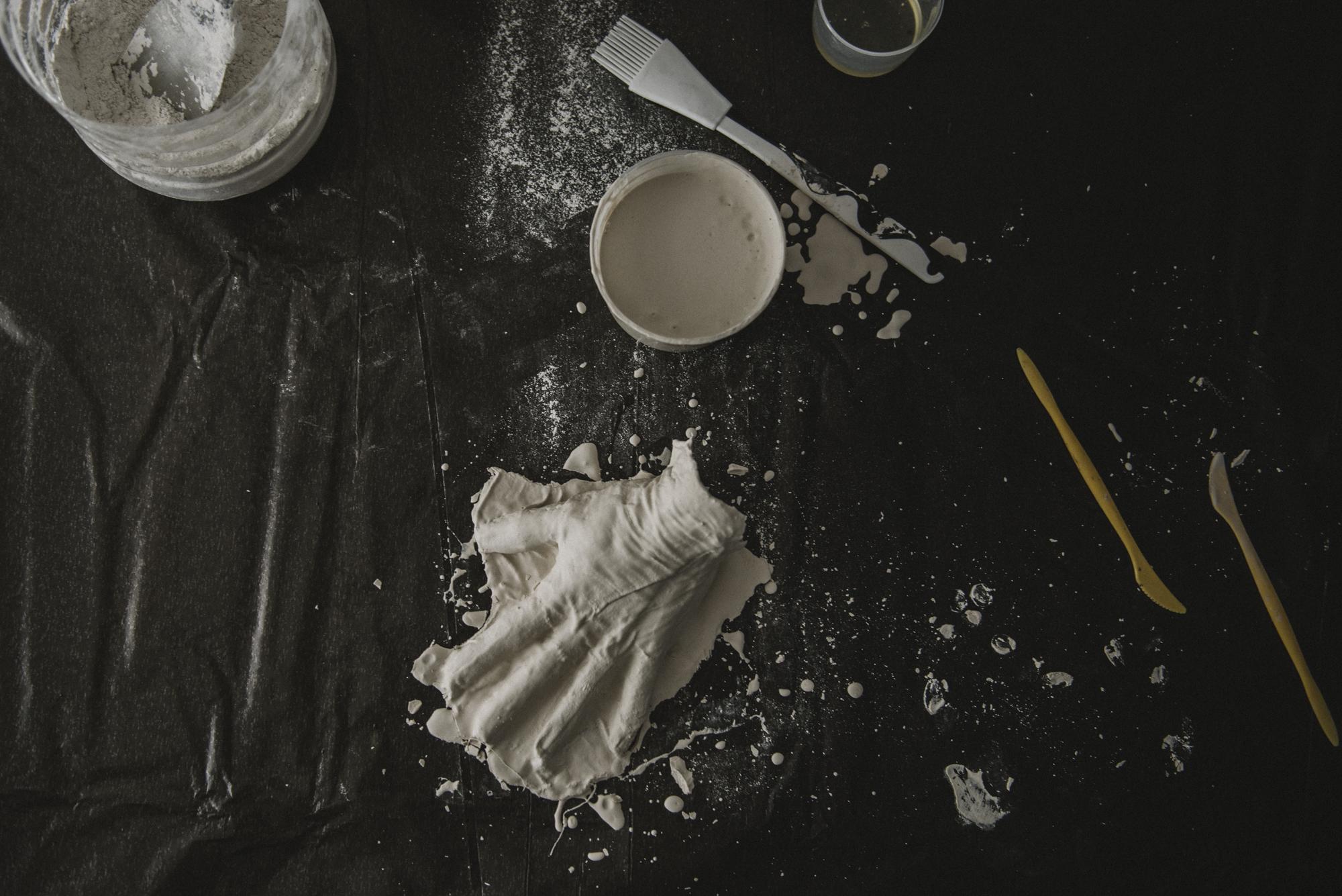 Современная скульптура: материалы итехники