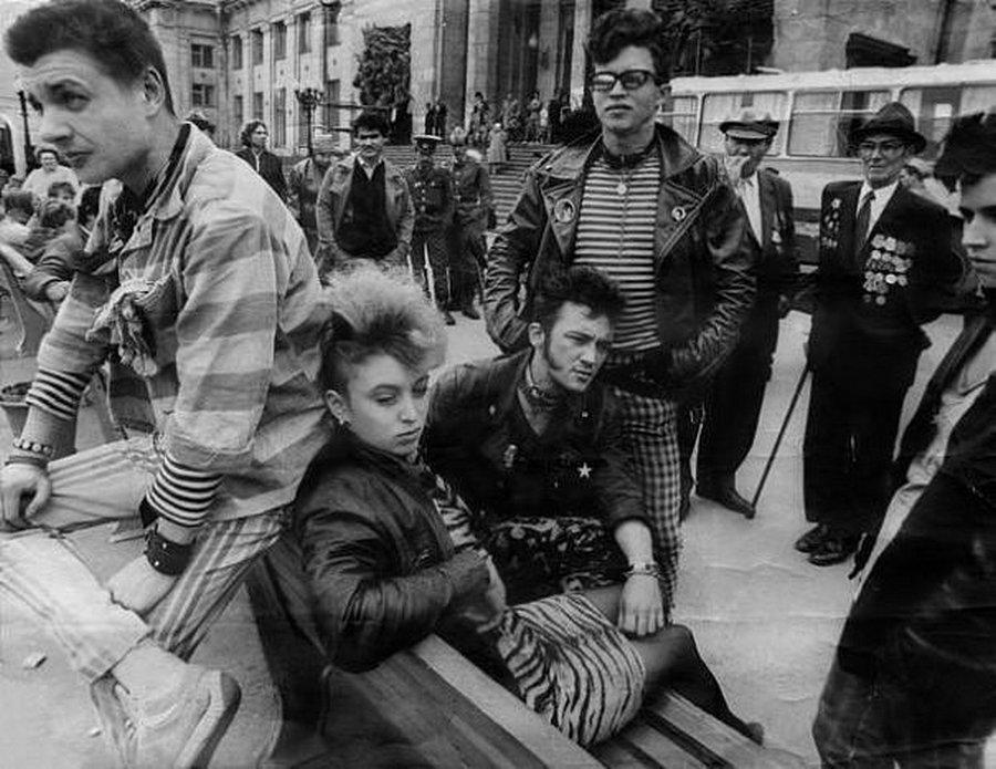 Молодёжные субкультуры вХХ— XXI веке
