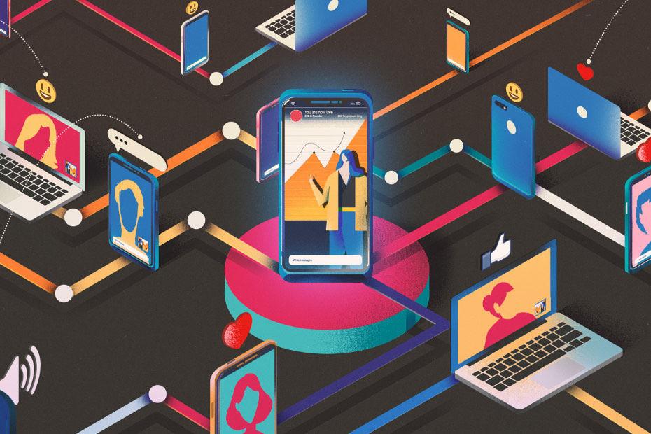 Social Media Lab - партнерский проект Лаборатории дизайна НИУ ВШЭ - hsedesignlab.ru