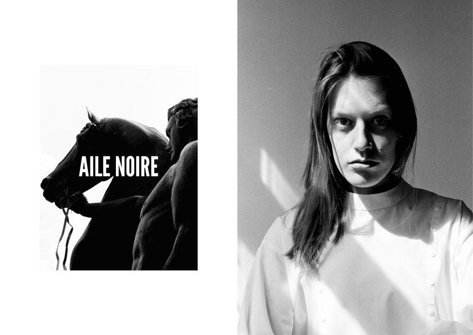 Анна Корнеенкова. Магистратура. Работа за1курс. «Alle Noir»