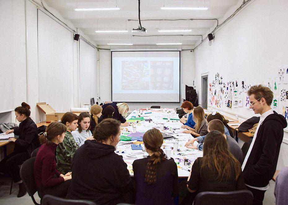 Круглый стол о проблемах современного образования вобласти искусства идизайна