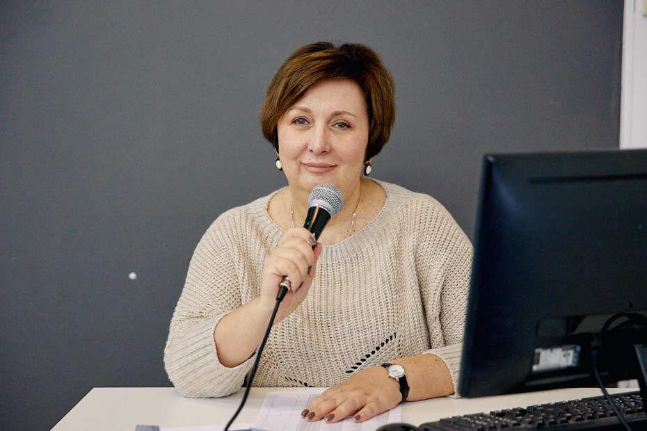Ирина Михайловна Сахно