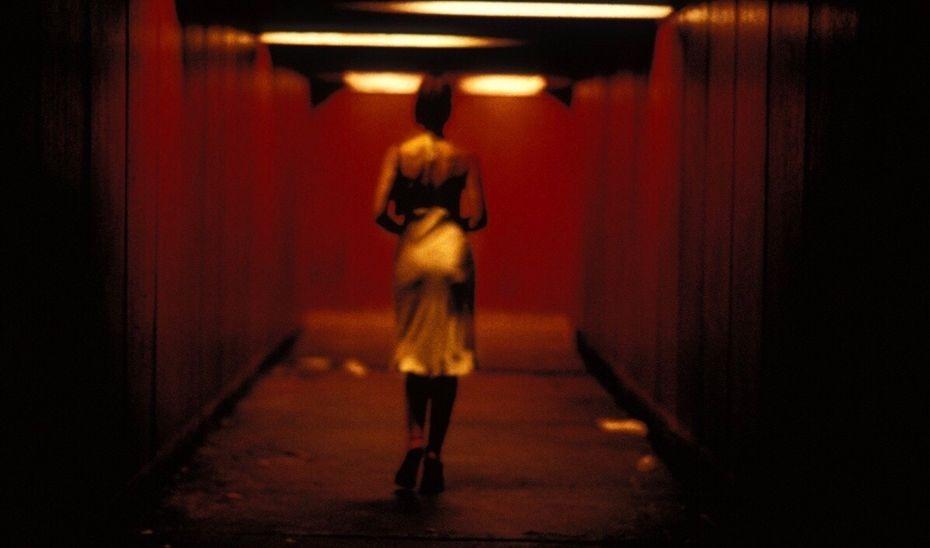 Кадр изфильма Гаспара Ноэ «Необратимость» (2002)