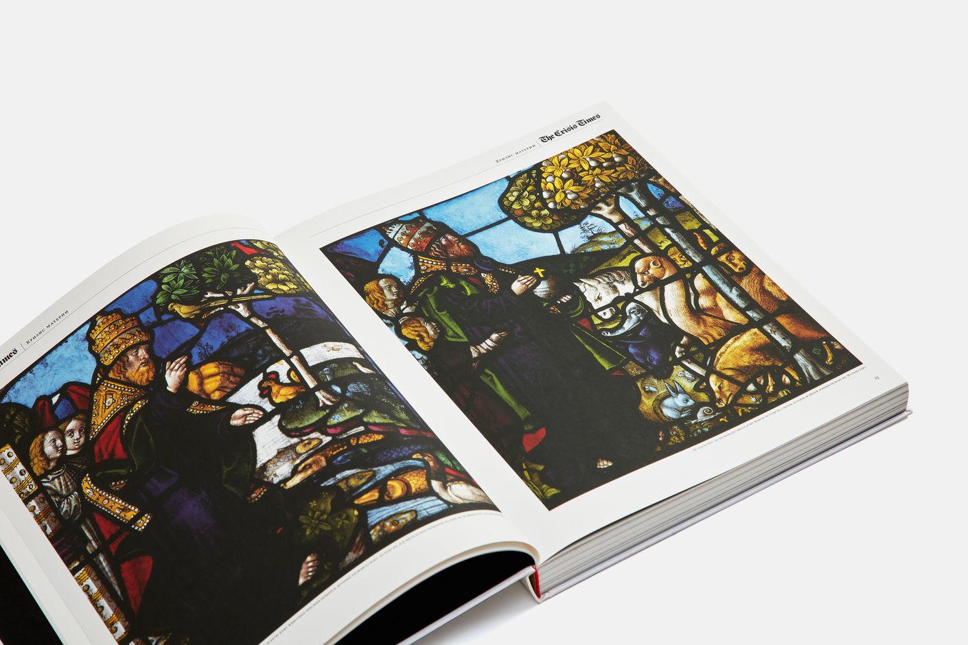 Подарочная книга The Crisis Times  2010, Агей Томеш, Лаборатория дизайна НИУ ВШЭ