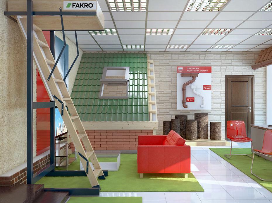 Конкурс на разработку дизайна интерьеров для «ТехноНИКОЛЬ» - hsedesignlab.ru