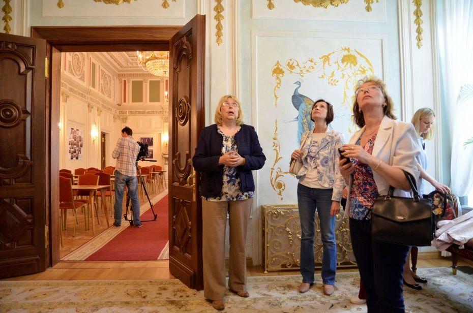 Конкурсы Департамента культурного наследия города Москвы