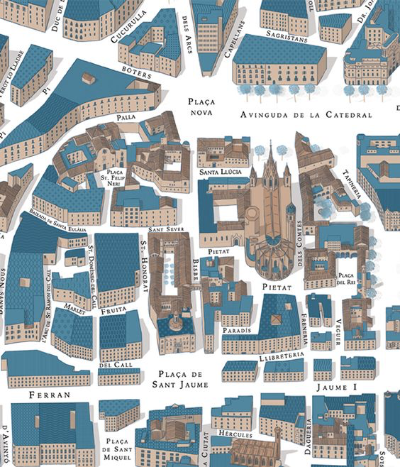 Разработка дизайна карты для сайта музея