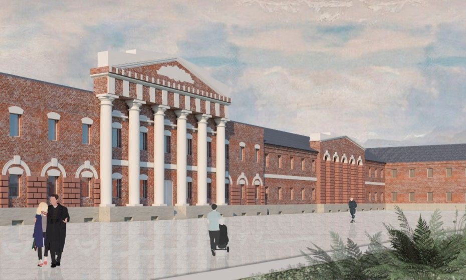 Студенты направления «Дизайн среды» предложат пути сохранения фабрики Ягужинского