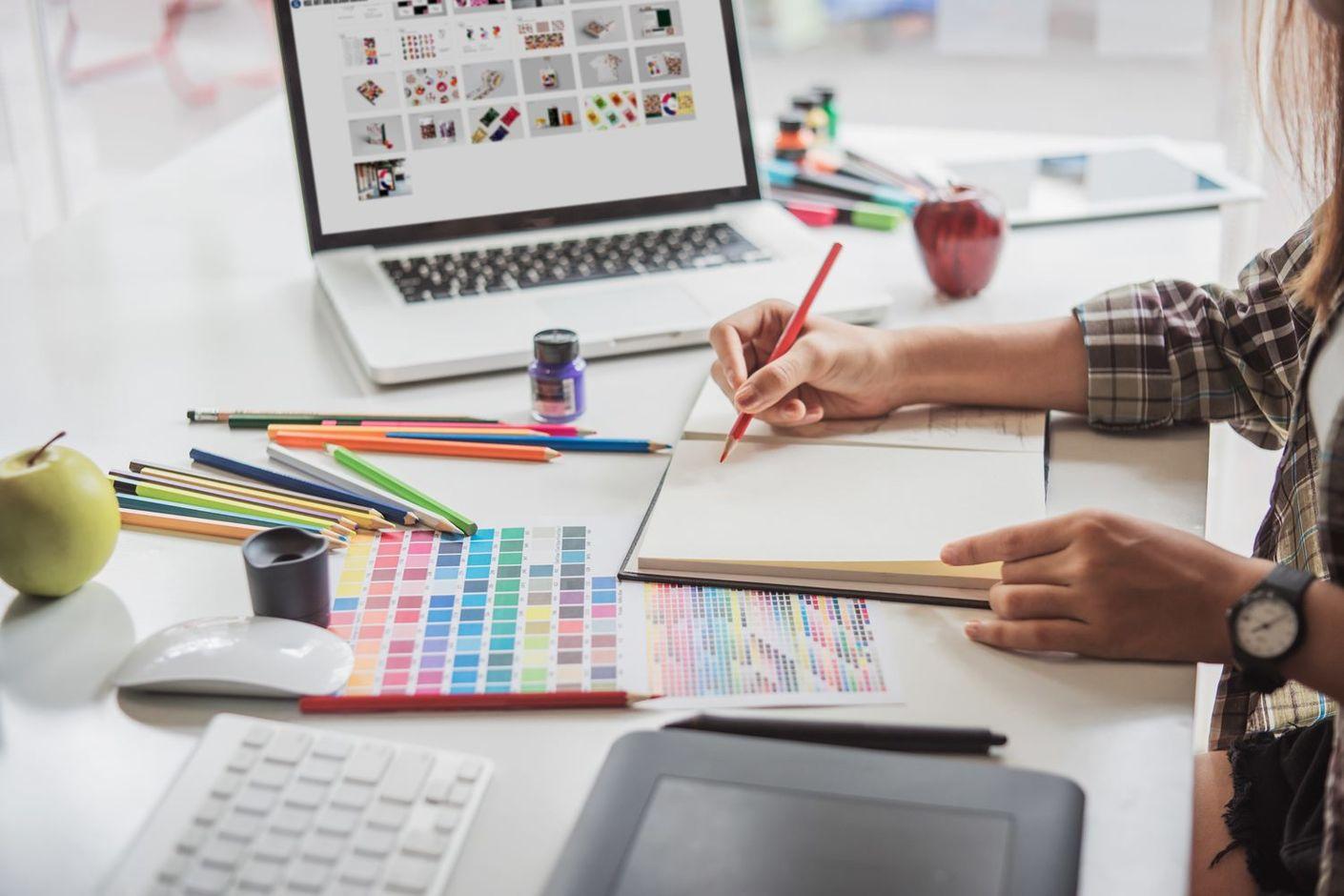 Летние интенсивы для абитуриентов Школы дизайна