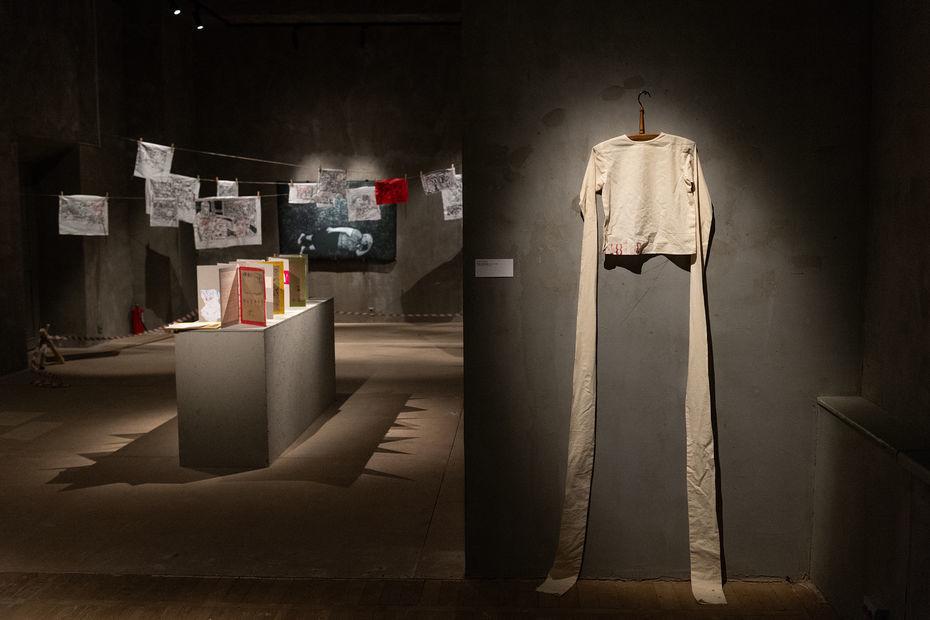 Выставка «Воснах инафотоснимках», Галерея «НаПесчаной», 2020
