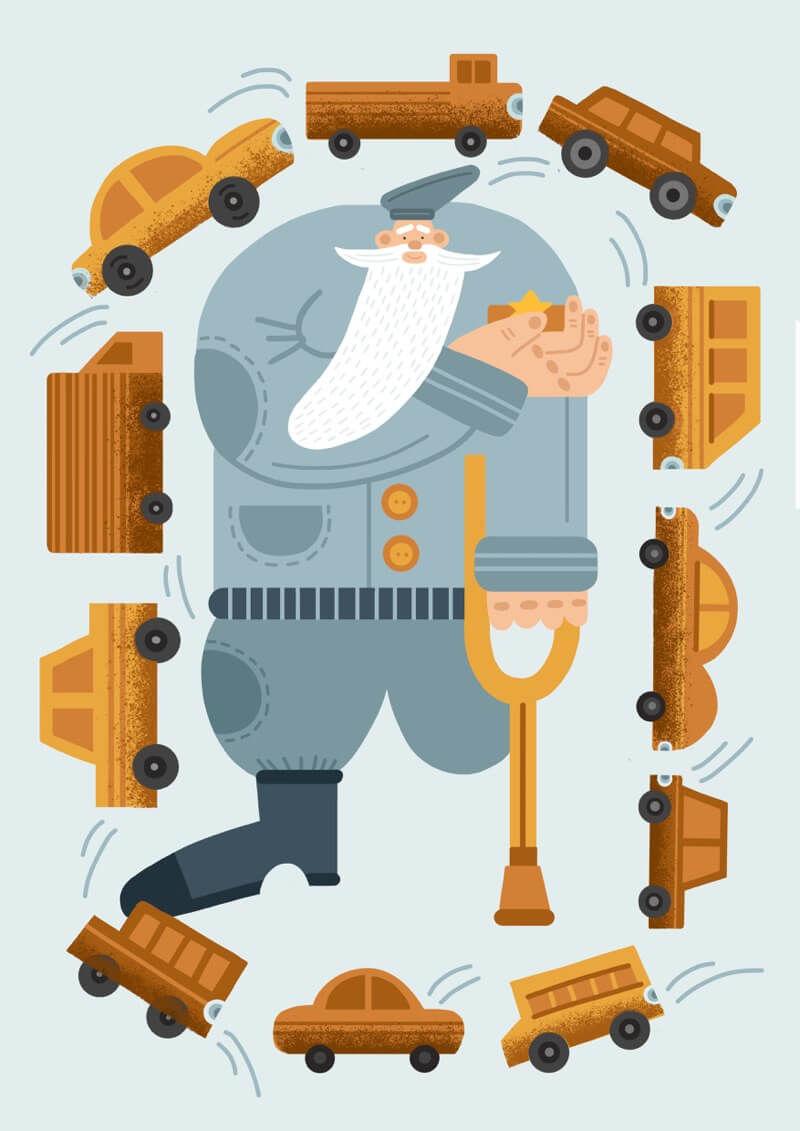 Иллюстрация Марии Граховой
