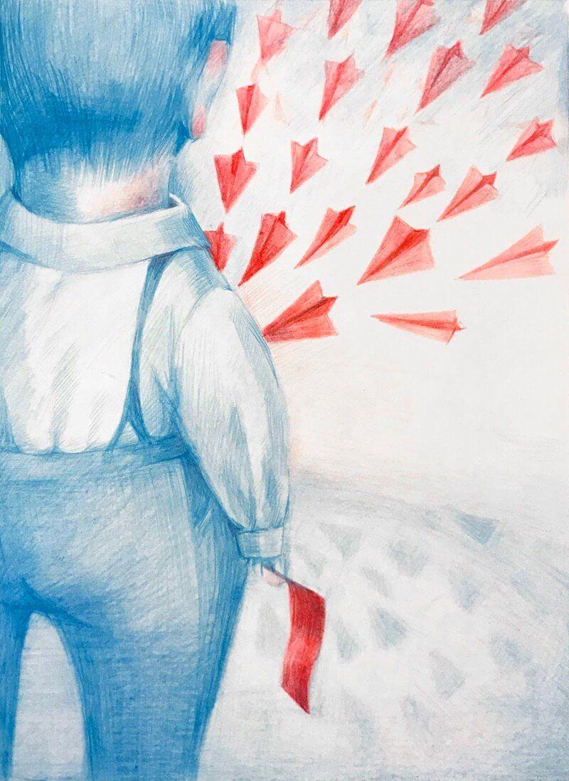 Иллюстрация Александры Александровой