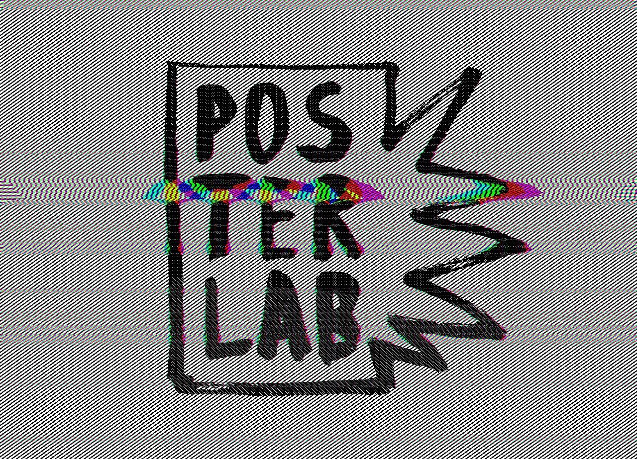 вариатив «Лаборатория плаката»