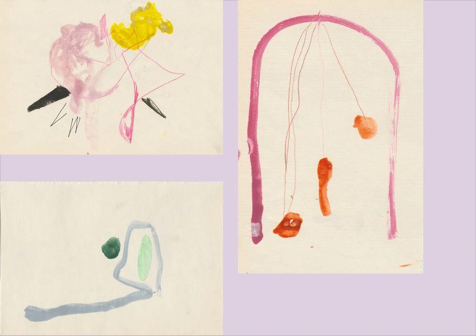 «Весенним вечером пахнет сиренью», студентка Софья Афанасьева, профиль «Дизайн исовременное искусство»
