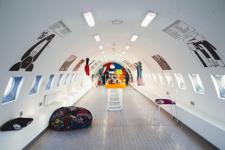 Выставка «Взлет» наВДНХ (Фото: журнал interior explorer)