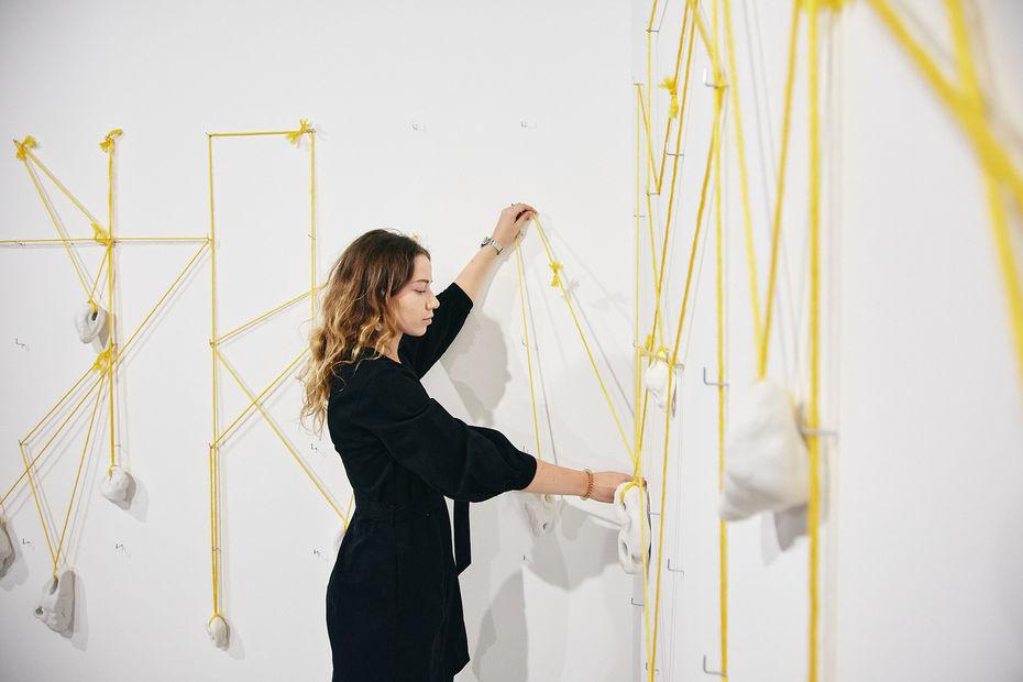 HSE ART GALLERY, выставка «Сейчас». Елена Панчиерская