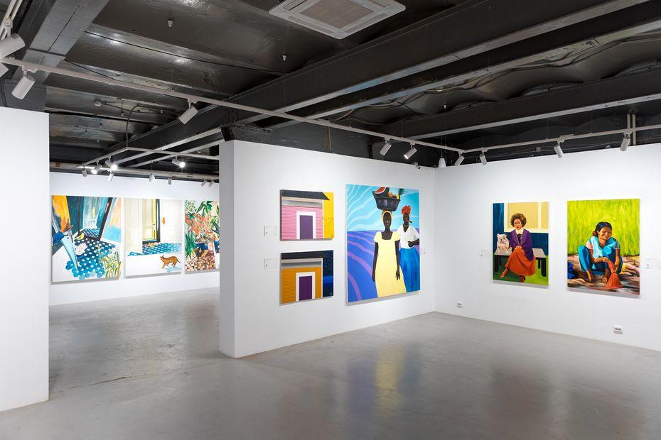 Выставка «Вынужденные отношения» вHSE ART GALLERY