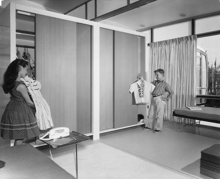 Детская комната. Гардероб или встроенный шкаф