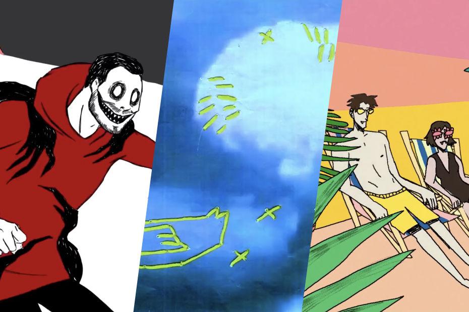 Open call на создание анимационных фильмов для музыкальный композиций студентами Школы дизайна НИУ ВШЭ.