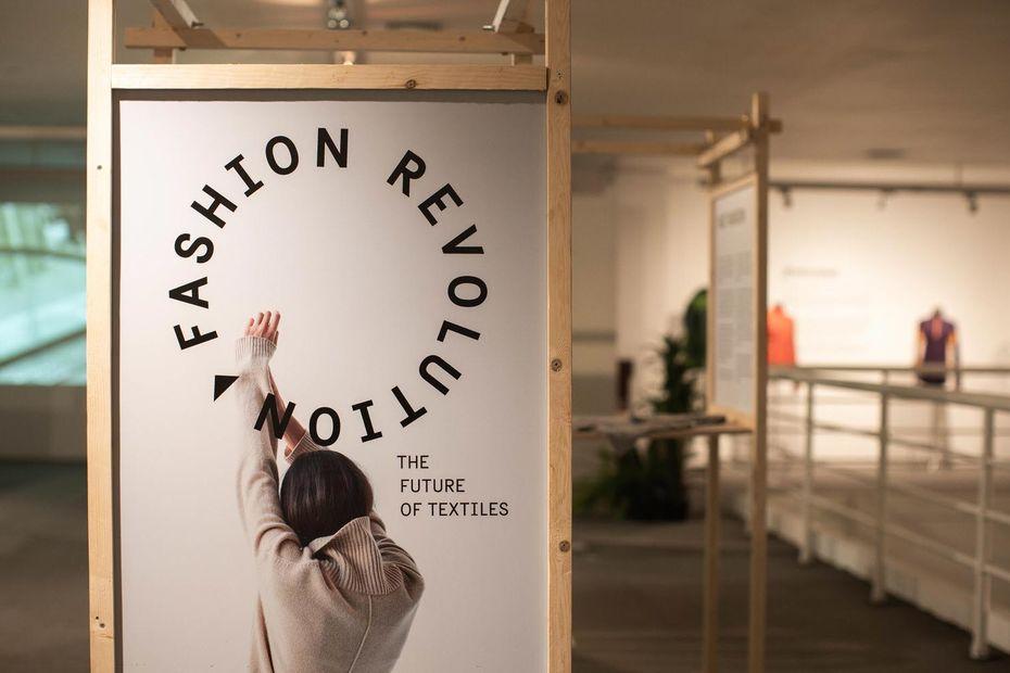 Выставка Fashion Revolution