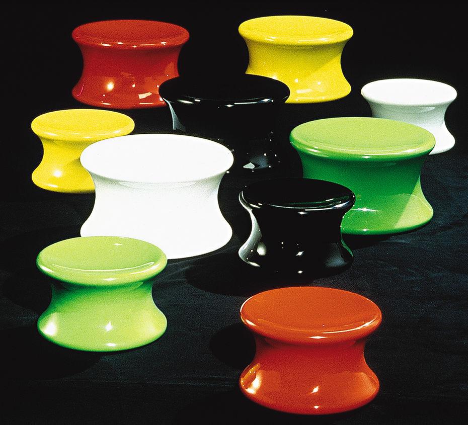 Кресло Mushroom. Стекловолокно или плетение.1961