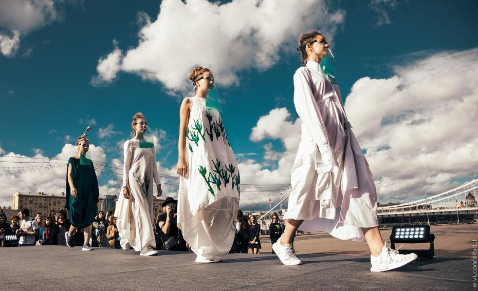 Годовая программа ДПО «Дизайн одежды» стартует 1сентября