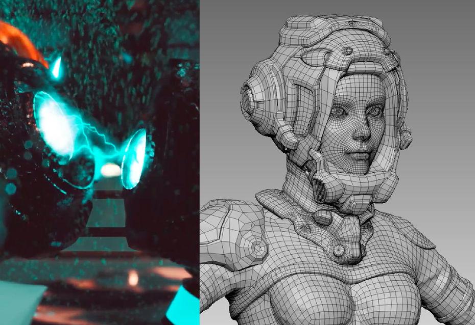 3D-Дженералист. FullCG