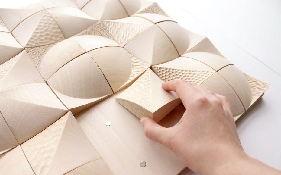 Проект Халиды Ахметшиной (профиль «Коммуникационный дизайн»)— тактильный арт-конструктор TACTILE