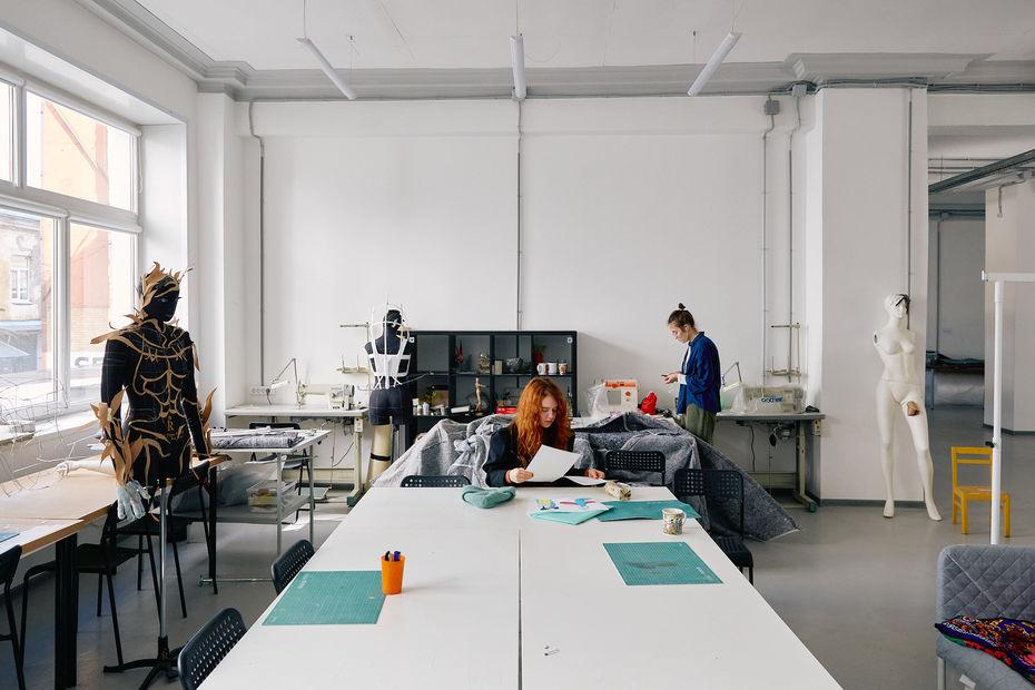 Мастерские Школы дизайна