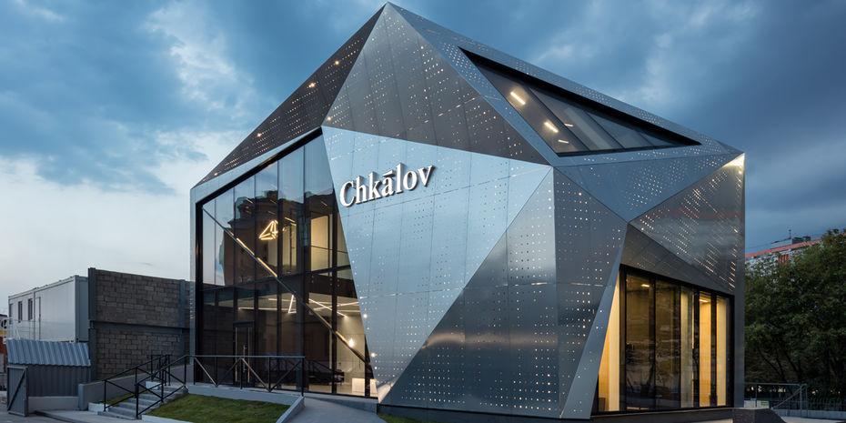 Шоурум Chkalov. Проект IND architects