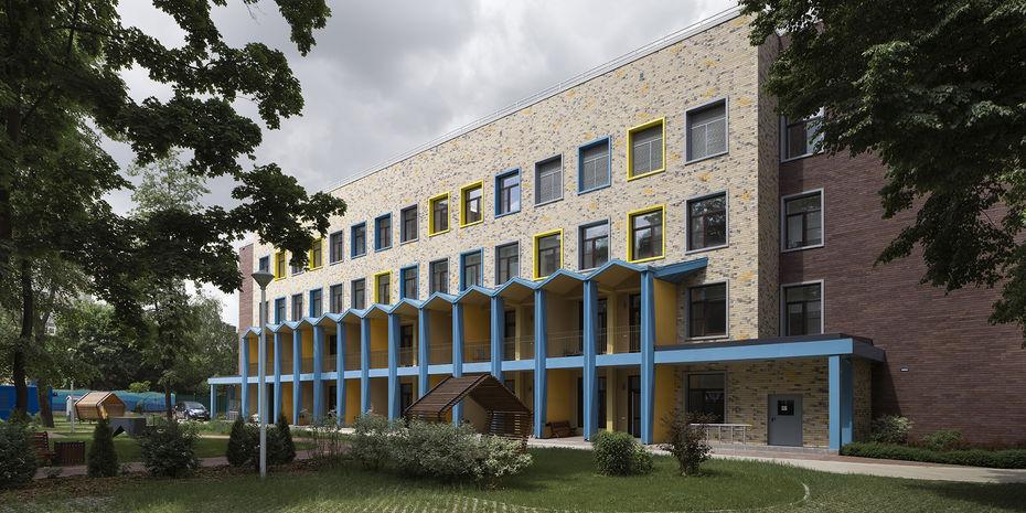 «Дом сМаяком»— первый московский детский хоспис. Проект IND architects