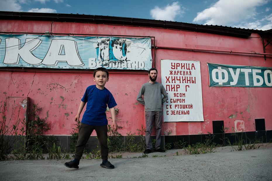 Фото изпроекта «Музыканты нальчикского андеграунда», Митя Лялин