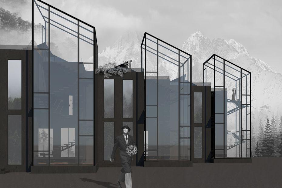 Студентка Школы дизайна одержала победу вконкурсе Green Roof Challenge