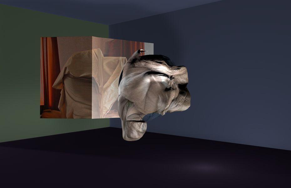 Саша Вальс. corpus pulveris/ тело пыли