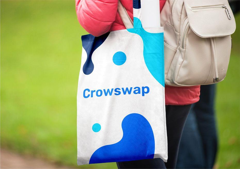Фирменный стиль Crowswap