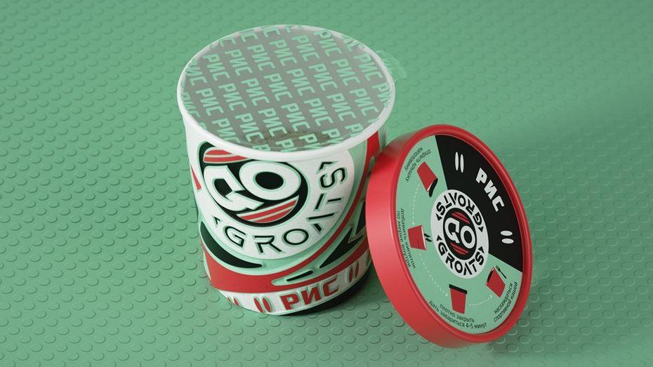 Упаковка спортивных круп «GOGROATS»